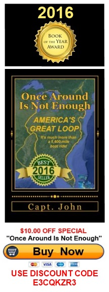Best Selling Great Loop Book